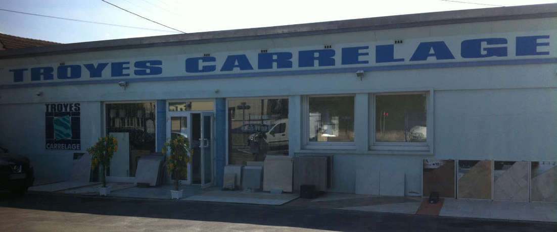 Magasin Troyes Carrelage